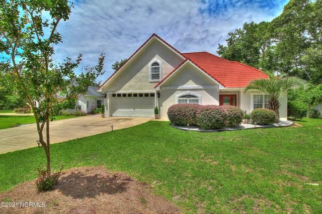 1225 Hidden Shores Drive SW, Shallotte, NC 28470 (MLS #100279333) :: Courtney Carter Homes