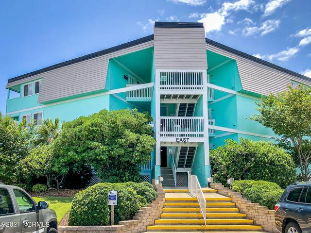 301 Commerce Way Road E #104, Atlantic Beach, NC 28512 (MLS #100279335) :: Watermark Realty Group