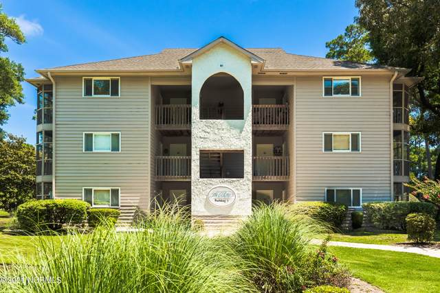 805 Colony Place E, Sunset Beach, NC 28468 (MLS #100279337) :: The Oceanaire Realty