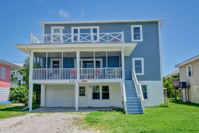 1111 Channel Boulevard, Topsail Beach, NC 28445 (MLS #100279344) :: Great Moves Realty
