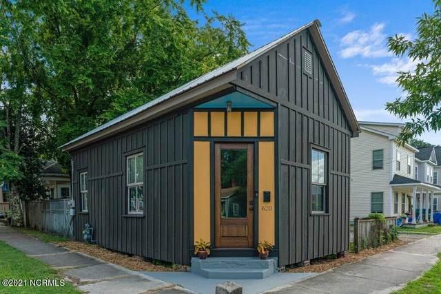 620 Campbell Street, Wilmington, NC 28401 (MLS #100279351) :: David Cummings Real Estate Team