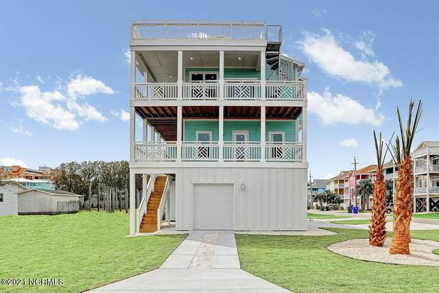 1304 Bonito Lane, Carolina Beach, NC 28428 (MLS #100279390) :: Holland Shepard Group