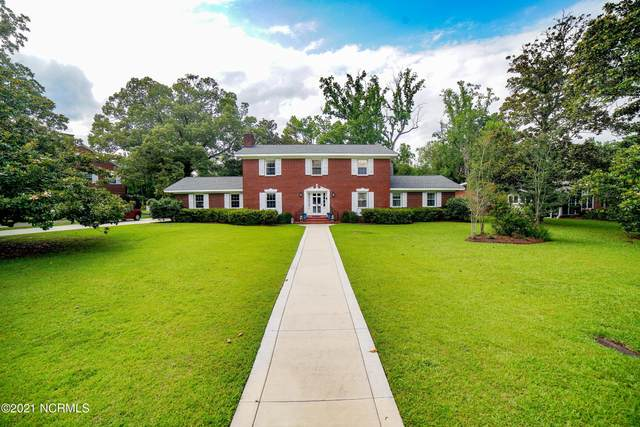 300 Woodland Drive, Jacksonville, NC 28540 (MLS #100279401) :: RE/MAX Elite Realty Group