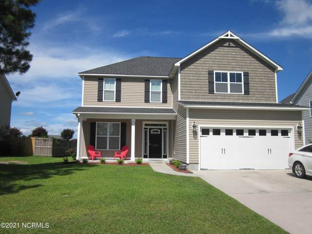 590 Heartwood Drive, Winnabow, NC 28479 (MLS #100279413) :: The Oceanaire Realty