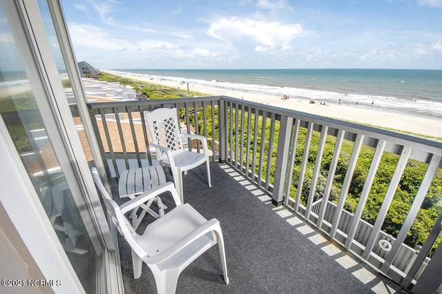 319 Salter Path Road Unit #1, Pine Knoll Shores, NC 28512 (MLS #100279431) :: The Oceanaire Realty