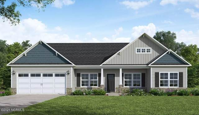 2212 Three Oaks Drive, Greenville, NC 27858 (MLS #100279470) :: Holland Shepard Group