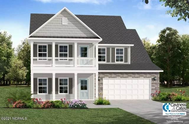 939 Arbor Rose Drive, Greenville, NC 27858 (MLS #100279476) :: Holland Shepard Group