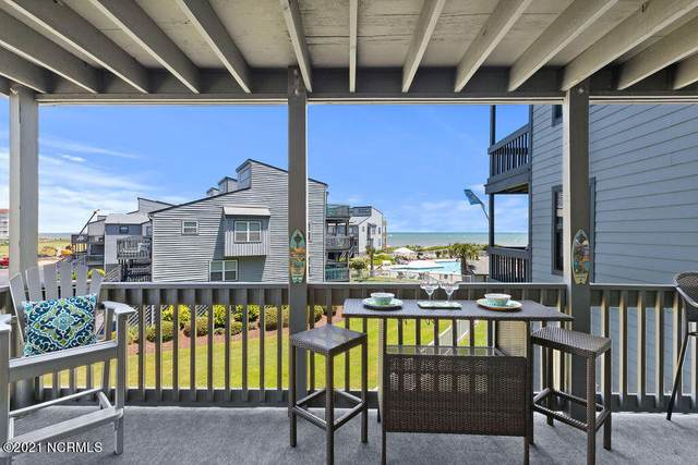 1896 New River Inlet Road Unit 1219, North Topsail Beach, NC 28460 (MLS #100279480) :: CENTURY 21 Sweyer & Associates