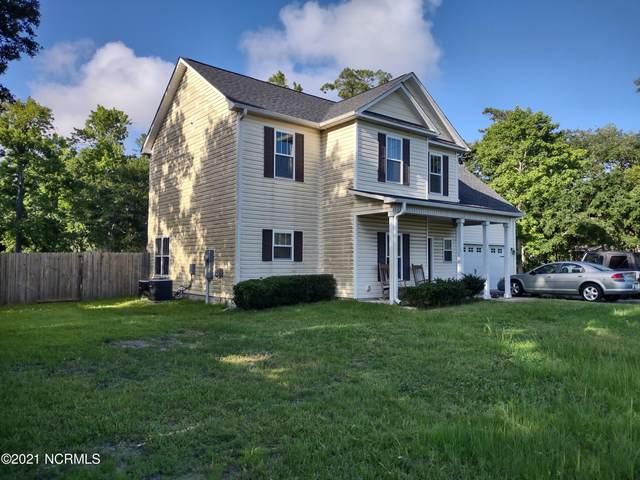261 Chadwick Acres Road, Sneads Ferry, NC 28460 (MLS #100279490) :: RE/MAX Essential