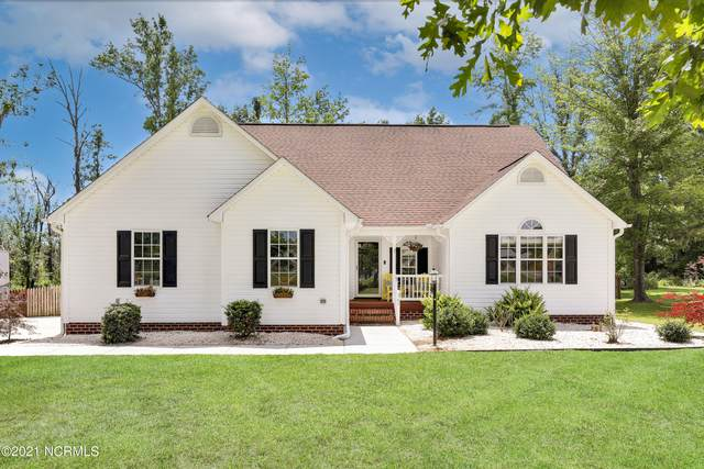 367 Knollwood Drive, Hampstead, NC 28443 (MLS #100279499) :: Courtney Carter Homes