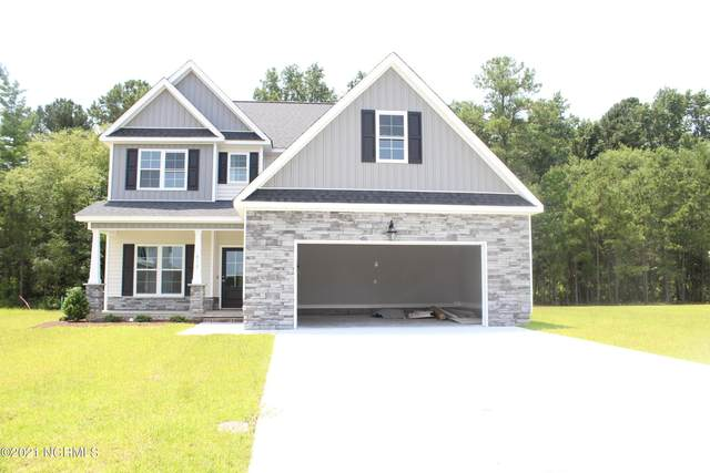 613 Megan Drive, Greenville, NC 27834 (MLS #100279551) :: RE/MAX Essential