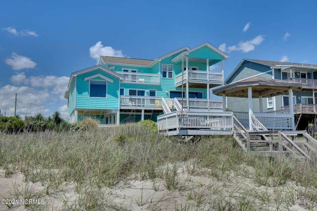 1813 Ocean Drive, Emerald Isle, NC 28594 (MLS #100279562) :: The Oceanaire Realty