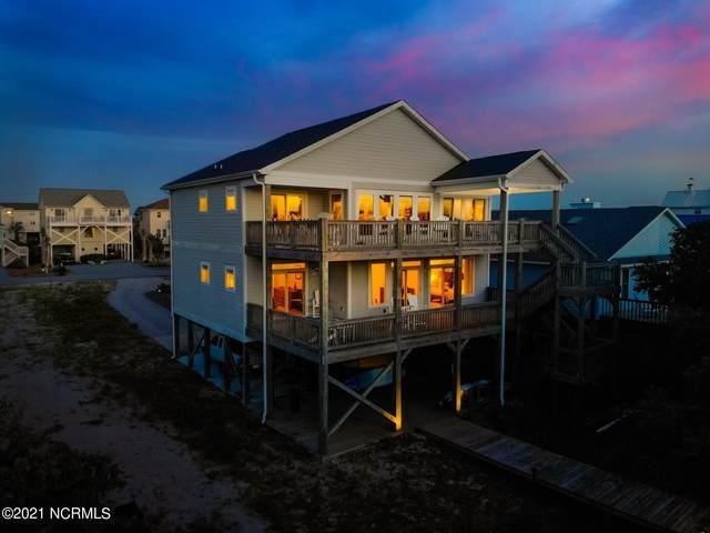 1162 Monroe Lane, Topsail Beach, NC 28445 (MLS #100279604) :: Vance Young and Associates