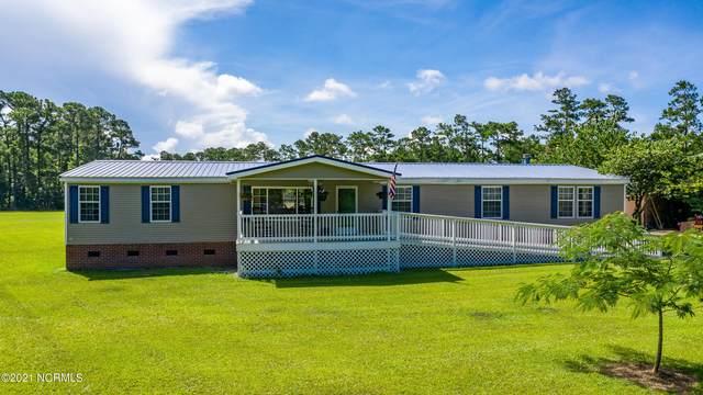 3273 Mill Creek Road, Newport, NC 28570 (MLS #100279611) :: RE/MAX Essential