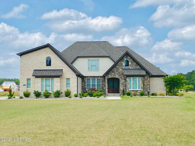 3441 Autumn Leaves Drive, Grimesland, NC 27837 (MLS #100279622) :: Stancill Realty Group