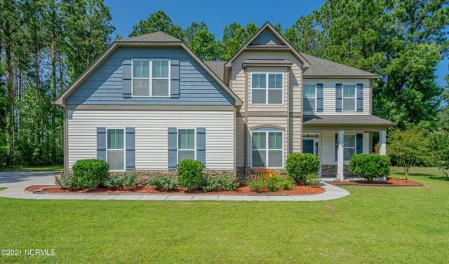 422 Majestic Oaks Drive, Hampstead, NC 28443 (MLS #100279635) :: Frost Real Estate Team