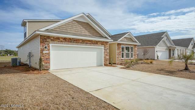 619 Silos Way Lot 1616 - Bris, Carolina Shores, NC 28467 (MLS #100279651) :: Great Moves Realty