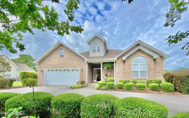 281 S Middleton Drive NW, Calabash, NC 28467 (MLS #100279652) :: David Cummings Real Estate Team