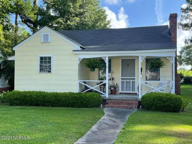 318 E 14th Street, Washington, NC 27889 (MLS #100279655) :: Berkshire Hathaway HomeServices Prime Properties