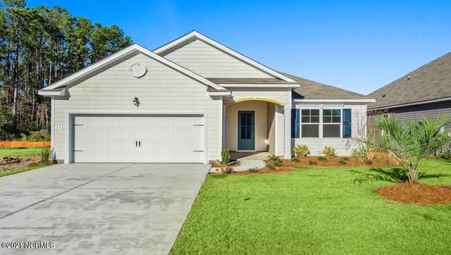 1313 Fence Post Lane Lot 1717 - Eato, Carolina Shores, NC 28467 (MLS #100279661) :: Great Moves Realty