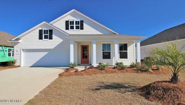 1305 Fence Post Lane Lot 1715 - Dove, Carolina Shores, NC 28467 (MLS #100279671) :: Great Moves Realty