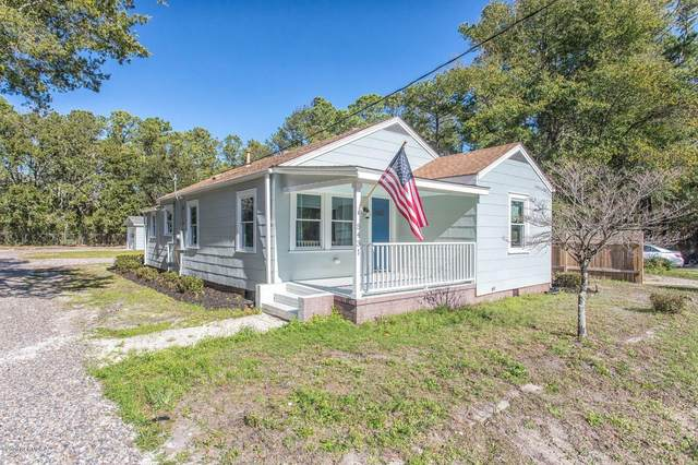 5431 Park Avenue, Wilmington, NC 28403 (MLS #100279676) :: Great Moves Realty
