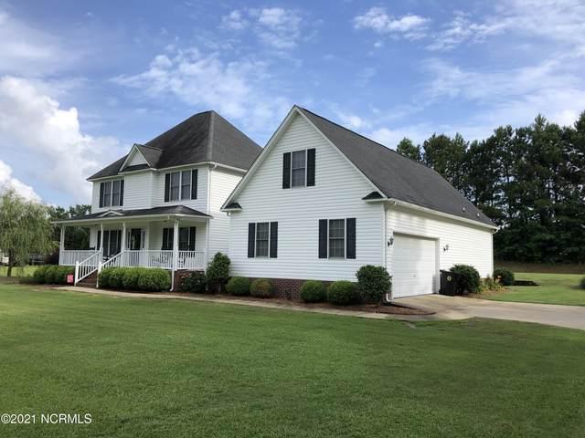 87 Cypress Trail Lane, Clinton, NC 28328 (MLS #100279759) :: Holland Shepard Group