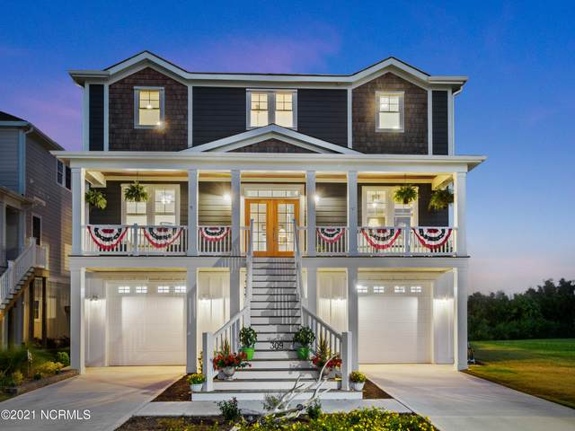309 Fiddlehead Court, Holly Ridge, NC 28445 (MLS #100279813) :: Courtney Carter Homes