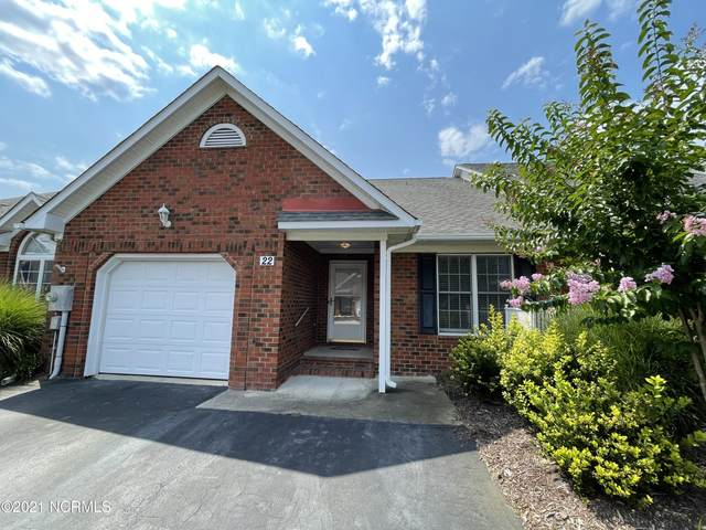 22 Pier Pointe, New Bern, NC 28562 (MLS #100279821) :: The Oceanaire Realty