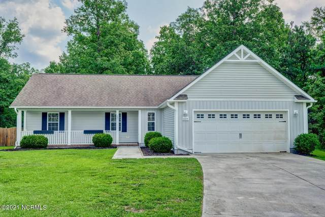 604 Marley Court, Jacksonville, NC 28540 (MLS #100279860) :: Courtney Carter Homes
