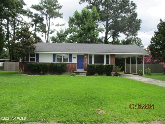 105 Kitt Drive, Jacksonville, NC 28540 (MLS #100279896) :: RE/MAX Essential