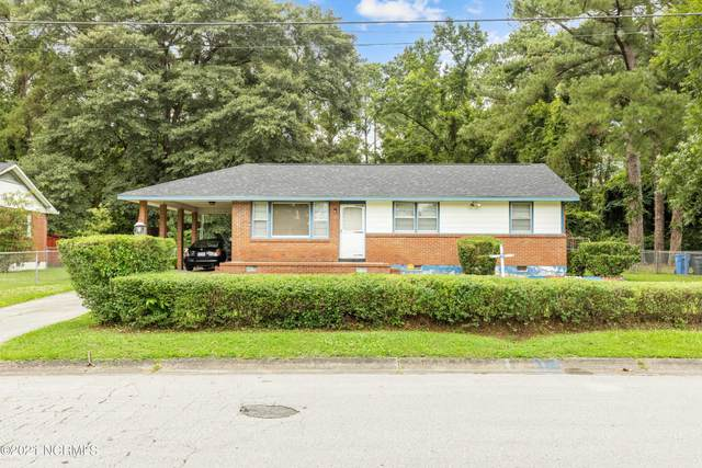 131 Cole Drive, Jacksonville, NC 28540 (MLS #100279965) :: Berkshire Hathaway HomeServices Prime Properties