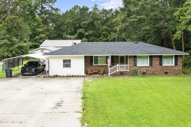 3106 Bailey Road, Williamston, NC 27892 (MLS #100279989) :: The Oceanaire Realty