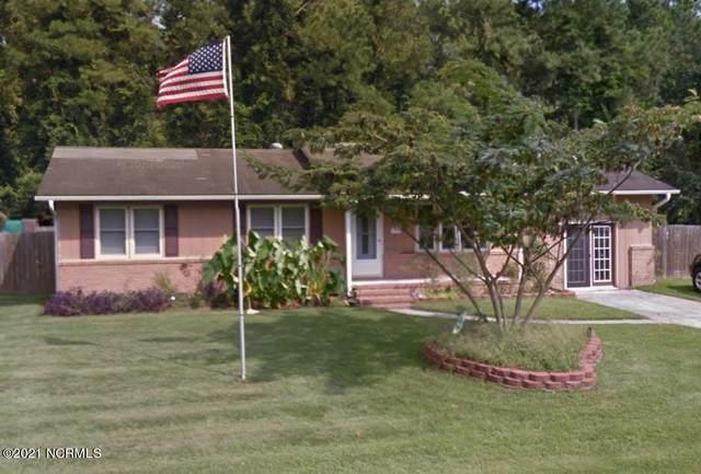 104 Carolina Drive, Jacksonville, NC 28546 (MLS #100280001) :: Lynda Haraway Group Real Estate