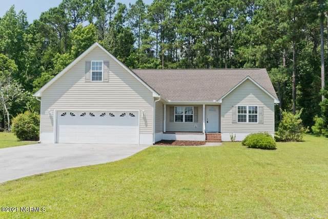 106 Silver Creek Drive, Swansboro, NC 28584 (MLS #100280003) :: David Cummings Real Estate Team
