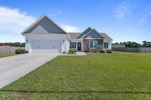 412 Fawn Meadow Drive, Richlands, NC 28574 (MLS #100280021) :: Great Moves Realty