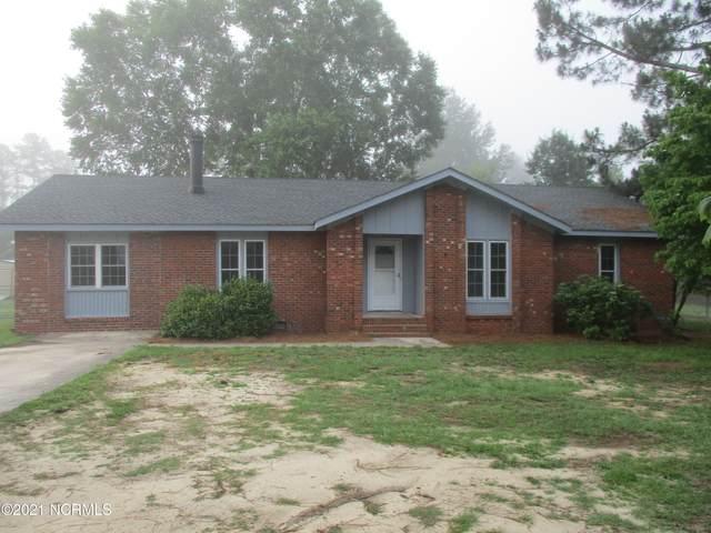 12460 Barnes Bridge Road, Laurinburg, NC 28352 (MLS #100280025) :: Lynda Haraway Group Real Estate
