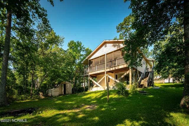 128 Dogwood Drive, Cedar Point, NC 28584 (MLS #100280028) :: Berkshire Hathaway HomeServices Prime Properties