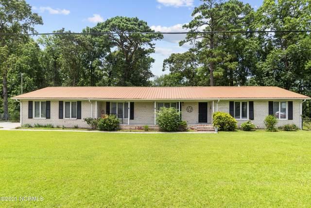 106 Oak Ridge Drive, Havelock, NC 28532 (MLS #100280055) :: Lynda Haraway Group Real Estate