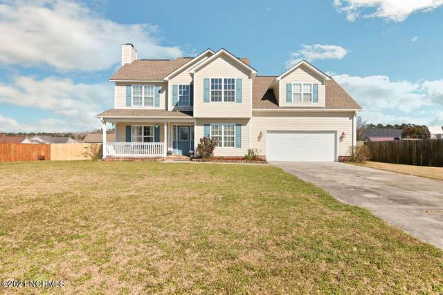 220 Rutherford Way, Jacksonville, NC 28540 (MLS #100280080) :: Watermark Realty Group