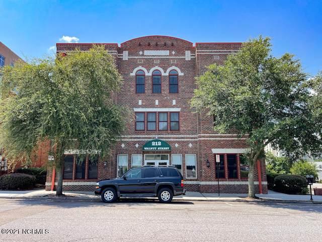 212 Walnut Street Unit 302, Wilmington, NC 28401 (MLS #100280097) :: David Cummings Real Estate Team
