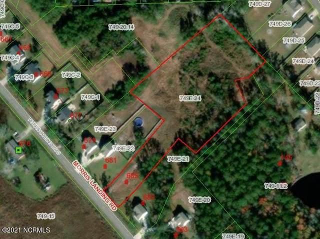 685 Morris Landing Road, Holly Ridge, NC 28445 (MLS #100280118) :: The Oceanaire Realty