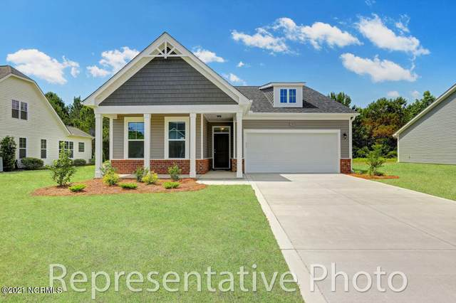 1021 Downrigger Trail, Southport, NC 28461 (MLS #100280128) :: Holland Shepard Group