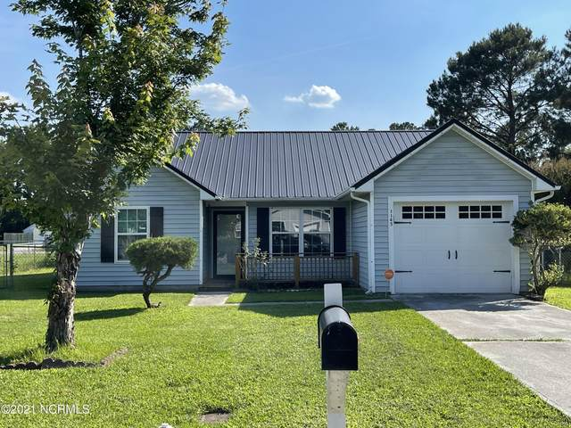 1145 Pearl Court, Jacksonville, NC 28540 (MLS #100280152) :: David Cummings Real Estate Team