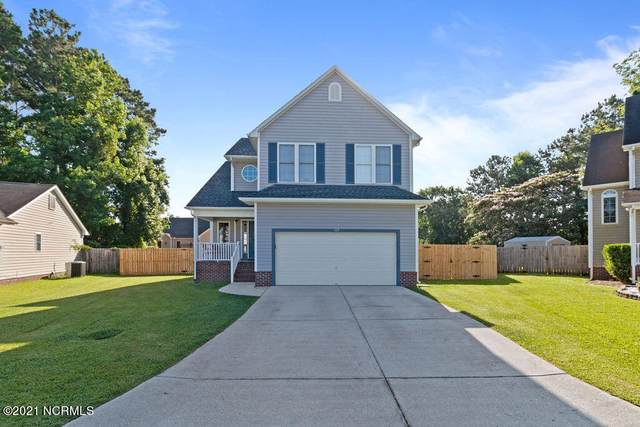 305 Softwood Court, Jacksonville, NC 28540 (MLS #100280186) :: The Legacy Team