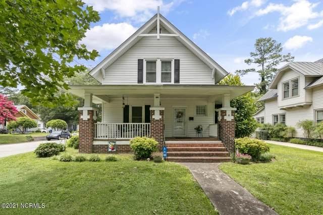 110 West End Avenue NW, Wilson, NC 27893 (MLS #100280197) :: Watermark Realty Group