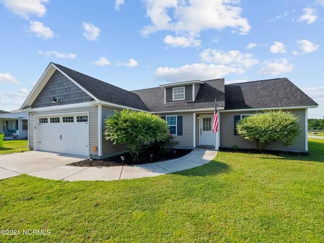 393 Haw Branch Road, Richlands, NC 28574 (MLS #100280198) :: CENTURY 21 Sweyer & Associates