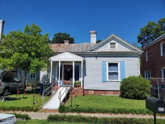 602 Pollock Street, Kinston, NC 28501 (MLS #100280220) :: The Cheek Team
