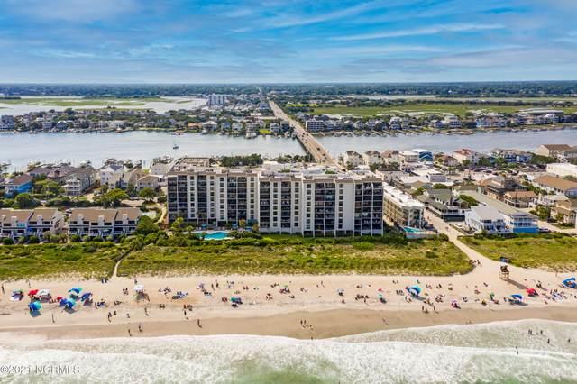 95 S Lumina Avenue 3-J, Wrightsville Beach, NC 28480 (MLS #100280237) :: CENTURY 21 Sweyer & Associates