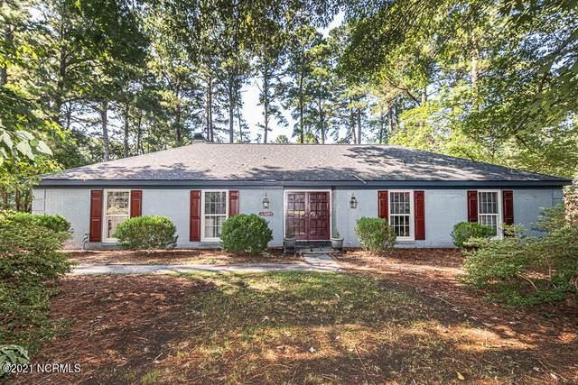 3701 Winchester Road, Rocky Mount, NC 27804 (MLS #100280341) :: Carolina Elite Properties LHR